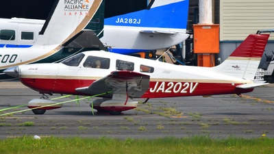JA202V - Piper PA-28-181 Archer III - Private