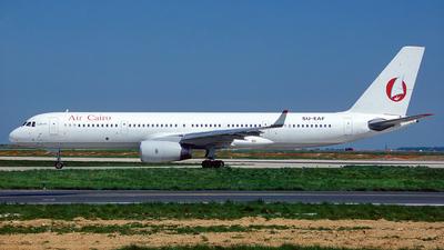 SU-EAF - Tupolev Tu-204-120 - Air Cairo