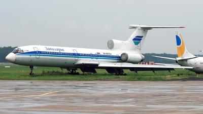 RA-85704 - Tupolev Tu-154M - Zapolyarye Airlines
