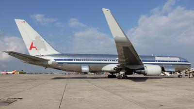 N354AA - Boeing 767-323(ER) - Cargo Aircraft Management