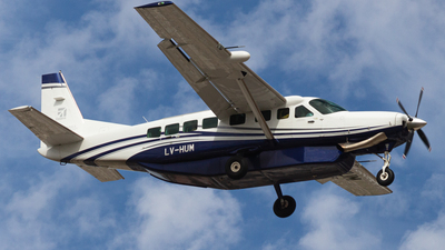 A picture of LVHUM - Cessna 208B Grand Caravan - [208B5403] - © Santi.Spotter