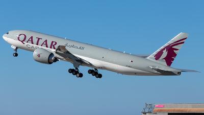 A7-BFT - Boeing 777-FDZ - Qatar Airways Cargo