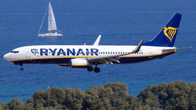 A picture of EIDPF - Boeing 7378AS - Ryanair - © Niklas Engel