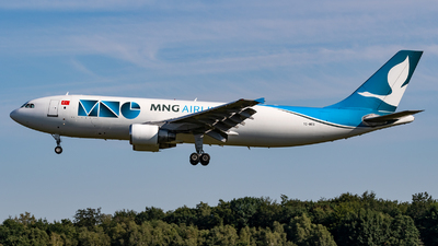 A picture of TCMCG - Airbus A300B4622R(F) - MNG Airlines - © Andre Pfitzner