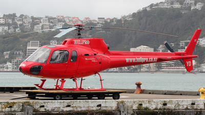 NZ-HYD - Aérospatiale AS 350D Ecureuil - Helipro