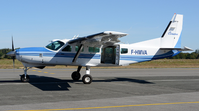 F-HMVA - Cessna 208 Caravan - Private