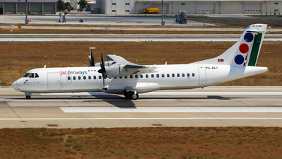 YU-ALT - ATR 72-212A(500) - Jat Airways