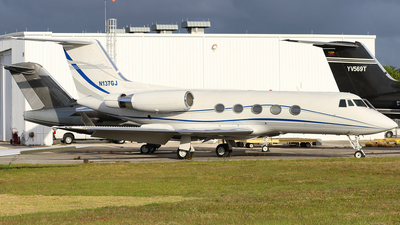 N137GJ - Gulfstream G-II - Private