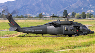 FAC4138 - Sikorsky UH-60L Blackhawk - Colombia - Air Force