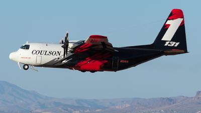 N131CG - Lockheed EC-130Q Hercules - Coulson Flying Tankers