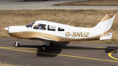 G-SNUZ - Piper PA-28-161 Warrior III - Private