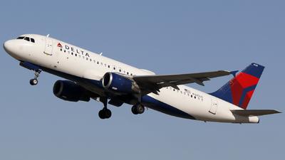N325US - Airbus A320-211 - Delta Air Lines