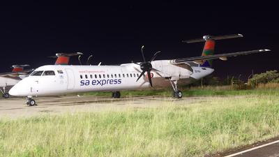 A picture of ZSYBW - De Havilland Canada Dash 8400 - [4350] - © ORTIASpotter