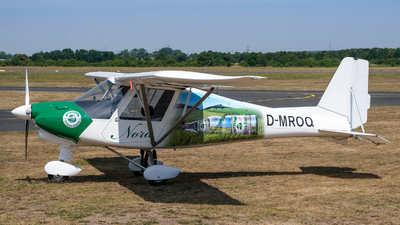 D-MROQ - Ikarus C-42 - Private