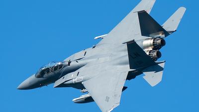 91-0311 - McDonnell Douglas F-15E Strike Eagle - United States - US Air Force (USAF)