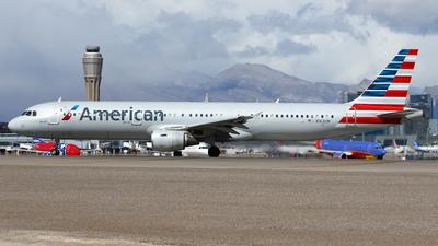 N162UW - Airbus A321-211 - American Airlines