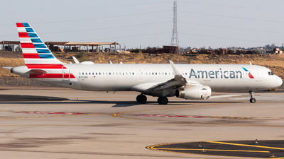 N150NN - Airbus A321-231 - American Airlines