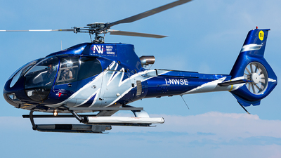 I-NWSE - Eurocopter EC 130B4 - North West Service
