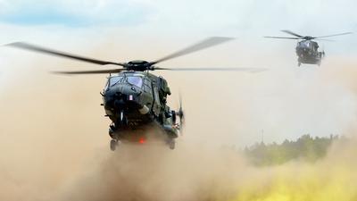 79-27 - NH Industries NH-90TTH - Germany - Army