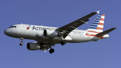 N764US - Airbus A319-112 - American Airlines