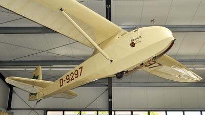 D-9297 - Schneider Grunau Baby IIb - Private