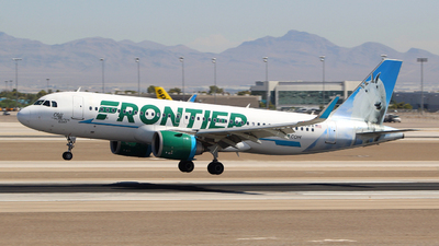 N305FR - Airbus A320-251N - Frontier Airlines