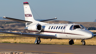 N620MA - Cessna 560 Citation Encore - Private
