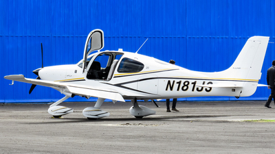 N181JS - Cirrus SR20 - Private