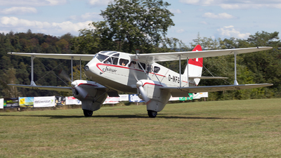 D-IKFG - De Havilland DH-89A Dragon Rapide - Private