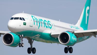 HZ-NS39 - Airbus A320-251N - Flynas