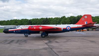 WT333 - English Electric Canberra B(I).6 - United Kingdom - Royal Air Force (RAF)