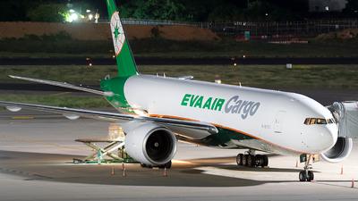 B-16787 - Boeing 777-F5E - Eva Air Cargo