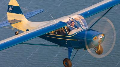 N1010H - Aeronca 15AC Sedan - Private