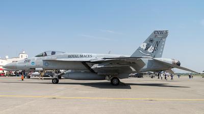 168363 - Boeing F/A-18E Super Hornet - United States - US Navy (USN)