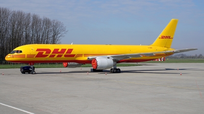 A picture of GBMRI - Boeing 757236(SF) - DHL - © Hanys