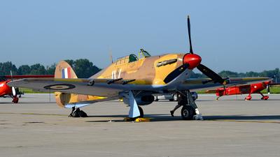 CF-TPM - Hawker Hurricane Mk.IV - Vintage Wings of Canada