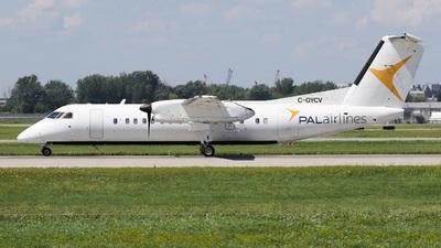 C-GYCV - Bombardier Dash 8-314 - Provincial Airlines