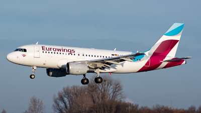 A picture of DABGP - Airbus A319112 - Eurowings - © Julian Maas