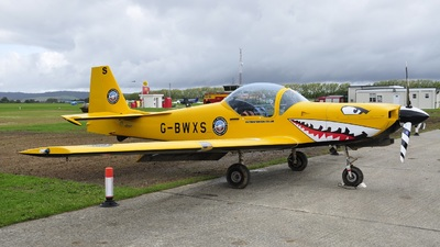 G-BWXS - Slingsby T67M260 Firefly - Private