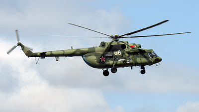86 - Mil Mi-8MTV-5 Hip - Belarus - Air Force