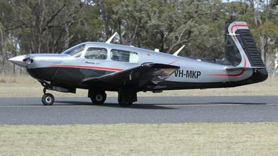 VH-MKP - Mooney M20J - Private