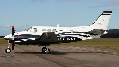 PT-WVI - Beechcraft C90B King Air Blackhawk - Private