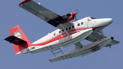 8Q-TMK - De Havilland Canada DHC-6-300 Twin Otter - Trans Maldivian Airways