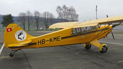 A picture of HBKME - Aviat A1A Husky - [1443] - © Bruno Camenzind
