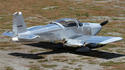A picture of N43MG - Van's RV7A - [71175] - © Kevin Porter