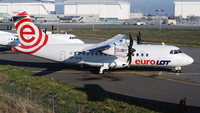 SP-EDA - ATR 42-500 - EuroLOT