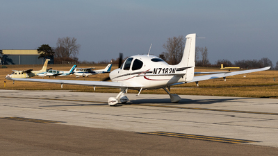 N7182N - Cirrus SR20 - Private