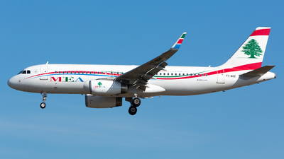 T7-MRE - Airbus A320-232 - Middle East Airlines (MEA)