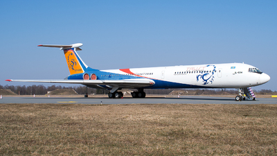 UP-I6209 - Ilyushin IL-62M - Trust Air Company