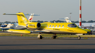 D-CEXP - Gates Learjet 35A - Air Alliance